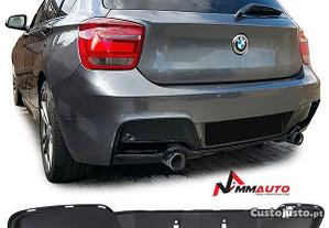 Difusor Traseiro BMW Série 1 F20 F21 M Performance