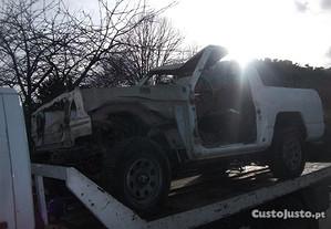 Nissan Patrol para peças