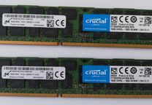 Memória RAM Crucial