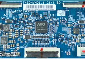 UE43j5500 55.43t01.C07 43t01-C02 - T430hvn1.6