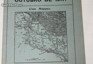 Revista - A Guerra em Outubro de 1917