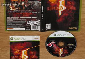Xbox 360: Resident Evil 5