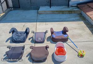 Lote diversos objetos ( criança )