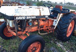 Trator-David Brown 1190 Para peças