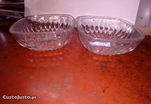 Par Taças vidro
