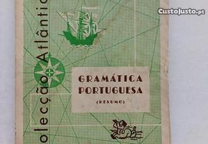 Gramática Portuguesa (Resumo)