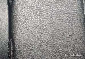 Capa/bolsa em pele nova Samsung Note 1