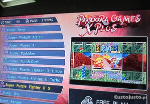 Pandora games 2600 jogos com garantia