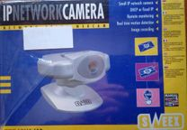 Camara por IP- Network Color CAM SWEEX