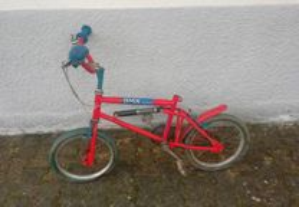 Bicicleta BMX super