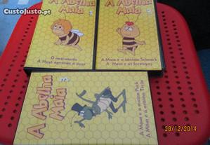 VHS . A abelha Maia