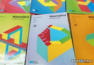 Livros de Matemática