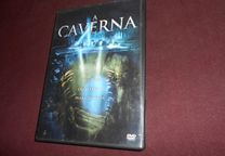 DVD-A caverna/The cave-Bruce Hunt