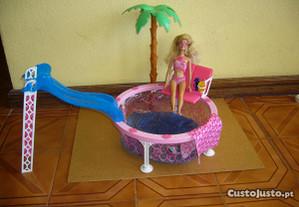 Piscina da Barbie