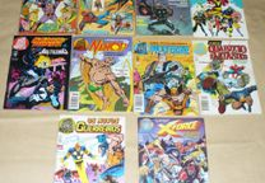Grandes Herois Marvel - Abril (Brasil)