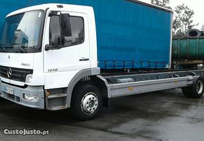 Camião chassis Mercedes-Benz atego 1218