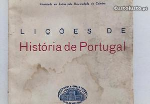 Lições de História de Portugal