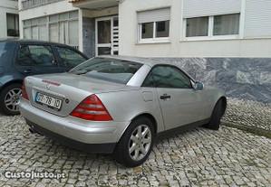 Mercedes-Benz SLK 200 Kompressor - 97