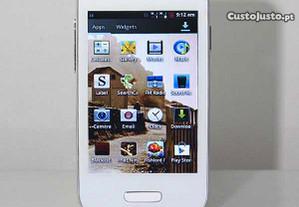 Tel Android 4.1 Dual szc-2617-rd - rosa usado 4 me