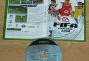 Xbox: Fifa 2004