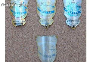 Chapas de testa para bicicletas ÓRBITA Original