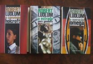 Robert Ludlum diversos...