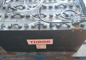Bateria Industrial EPZS 48V TUDOR p/ Empilhador