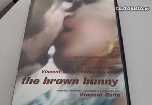 DVD The Brown Bunny Filme de Vincent Gallo Chloe S