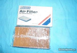 filtro de ar Nissan e subaru