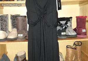 vestido preto Miss Sixty novo com etiqueta