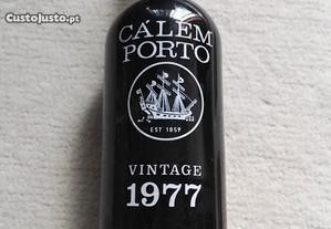 Vinho do Porto Cálem Vintage 1977