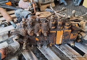 Trator-Distribuidor Case 580SK