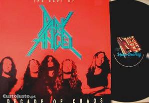 Dark Angel - Decade Of Chaos - Best Of - vinil LP