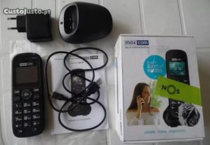 telemovel maxcom MM35D novo