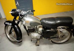 Sachs Hercules 175CC ano 1959
