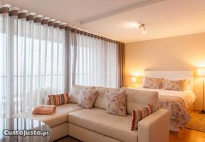 Bartolomeu beach apartments with sea views and spa