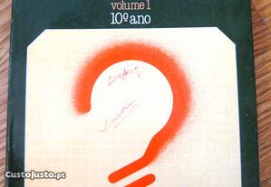 3 Livros Escolares Antigos de Filosofia