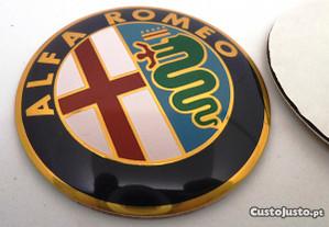Simbolo Alfa romeo 56mm concavo