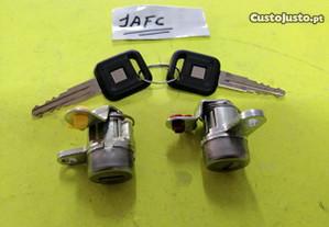 Jogo canhões de porta com chaves Opel Campo NOVO