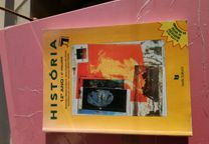 História 12º Texto Editora 2º Volume 1998