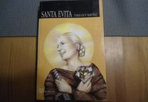 Santa Evita de Tomás Eloy Martínez (1997)
