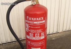 Extintor ...Exfaex...Po abc 6kg