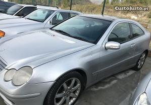 Mercedes c220 sport coupe