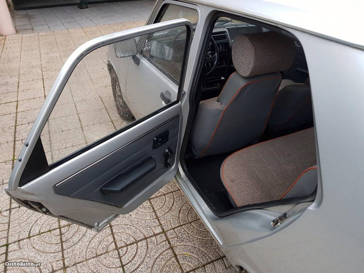 Renault 5 Laureate Abril  85 -  U00e0 Venda