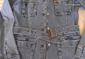 casaco de ganga B.O. Jeans, 38