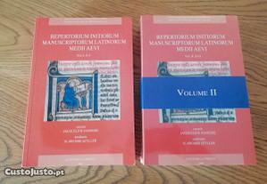 Repertorium Initiorum Manuscriptorum Medii Aevi