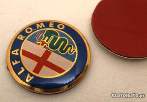 Simbolo chave Alfa romeo 15mm concavo