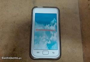 Capa Silicone Samsung Galaxy S (i9000) Opaco