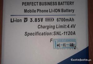 Bateria ASUS ZenFone m2 6700mAh