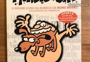 O Homem que Mordeu o Cão (livro + CD) como Novo